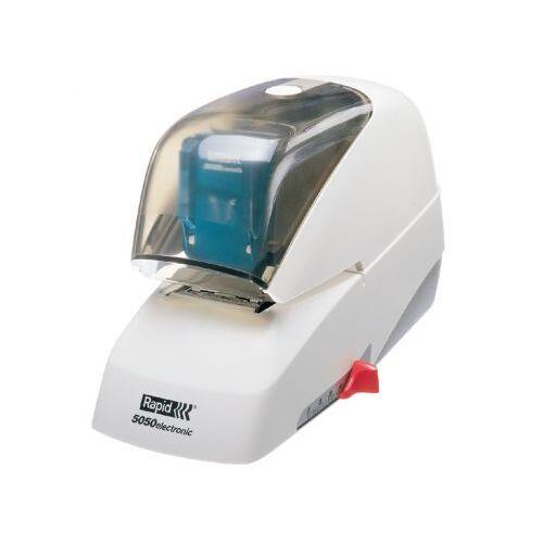 Rapid Nietmachine Rapid Elektrisch 5050E 50vel Wit/zwart