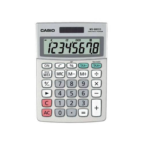 Casio Rekenmachine Casio MS-88-ECO