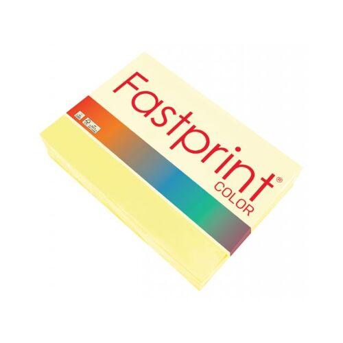 Fastprint Kopieerpapier Fastprint A4 120 Gram Geel 250vel