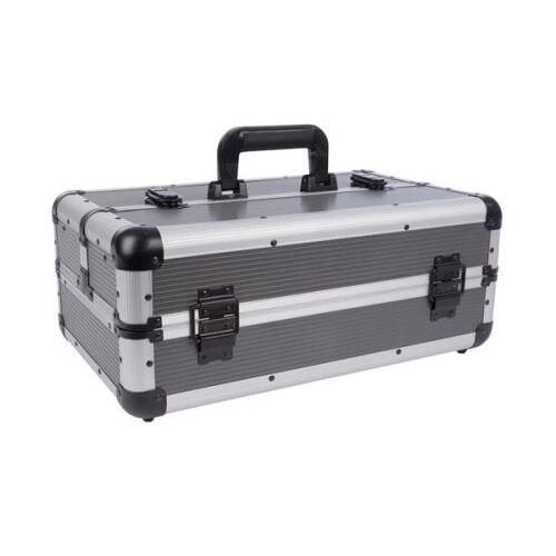 Perel Aluminium Gereedschapskoffer - 445 X 265 X 170 Mm
