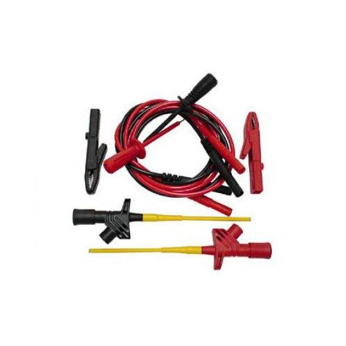 Perel Set Met Testuitrusting Voor Veiligheidstoepassingen, 4mm Veiligheidsui