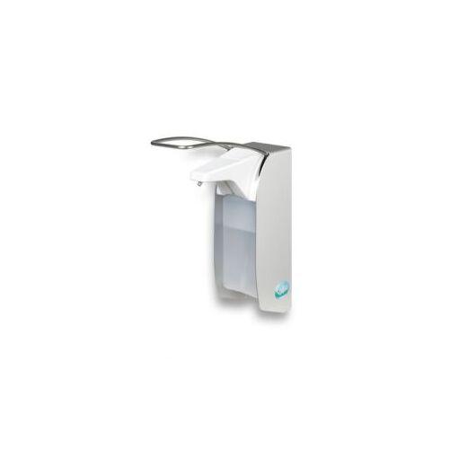 Discountoffice Ontsmettingsmiddeldispenser HxBxD 295x82x215mm V. 0 5l M. Bak