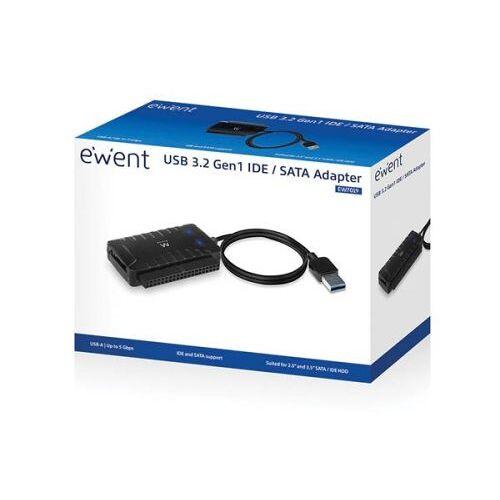 Ewent - Usb Naar 2.5 Inch En 3.5 Inch Ide/sata-adapter