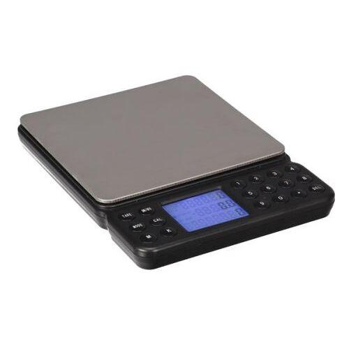 Perel Digitale Telweegschaal - 2 Kg / 0.1 G
