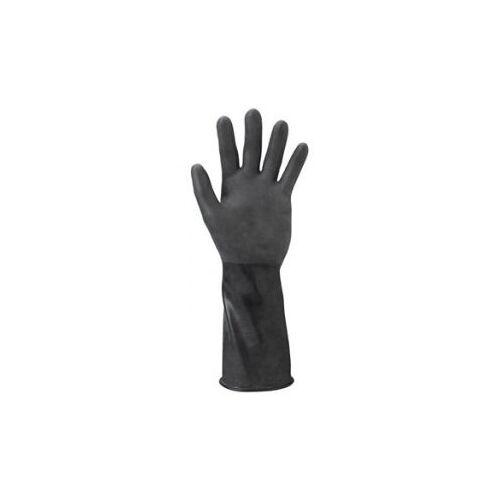 Ansell Handschoen Chemtek 38-514 Zwart Butyl Maat 9
