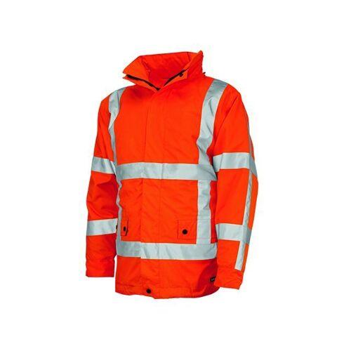 Intersafe Parka Rws Oranje 100% Polyester Maat Xxl