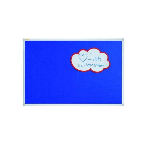 Franken Value Line Textielbord 45x60cm Blauw