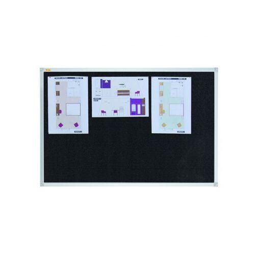 Franken Value Line Textielbord 45x60cm Zwart