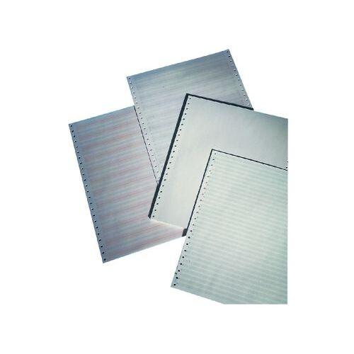 Rillprint Computerpapier 240x12 Blanco 2-Voud