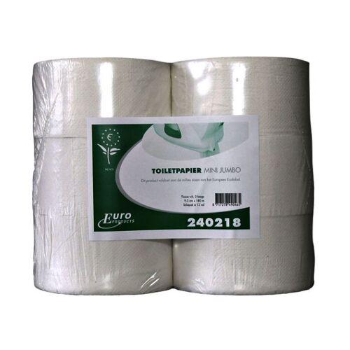 Euro Products Toiletpapier Euro Mini Jumbo RW 2L