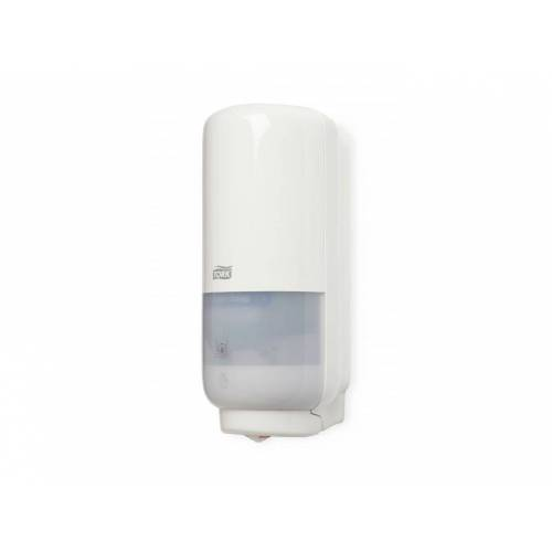 Tork Dispenser Soap Foam Sensor Touch Free, Wit S4