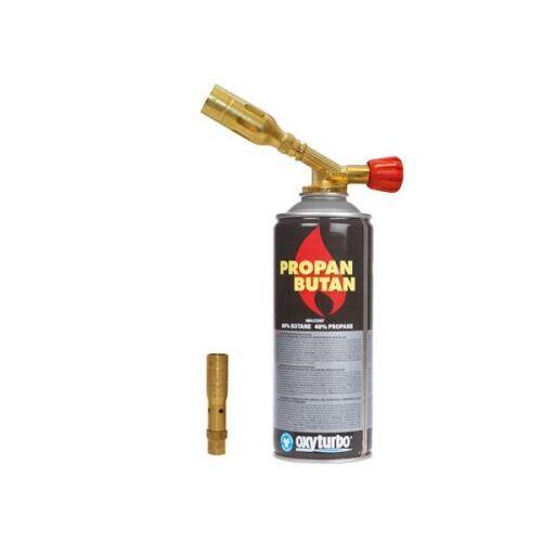 Oxyturbo - Gasbrander Met 2 Extra Mondstukken