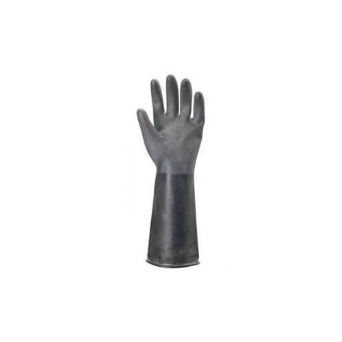 Ansell Handschoen Chemtek 38-520 Zwart Butyl Maat 8