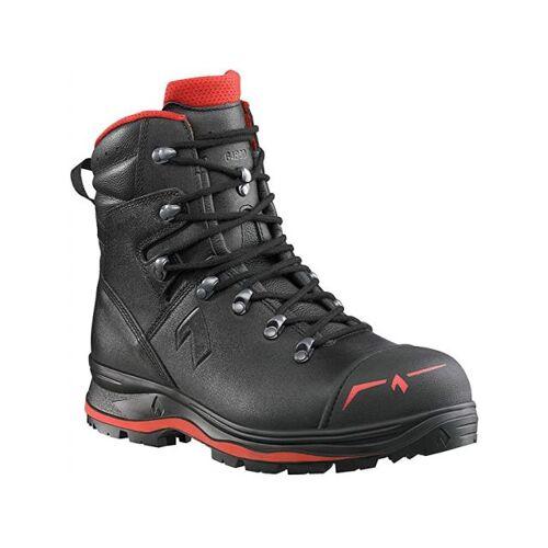 Haix Veiligheidslaars Trekker Pro 2.0, Maat 41 W S3 SRC Zwart Leder