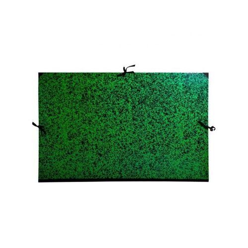 Exacompta Tekenmap Annonay Met Linten 75x105cm - B1-Groen
