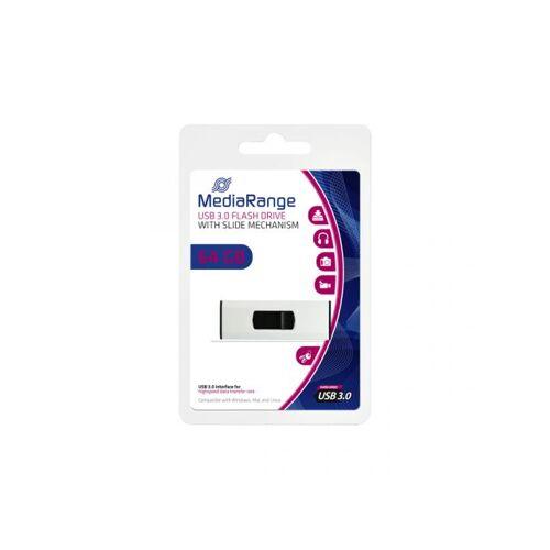 MediaRange USB-stick 3.0 MediaRange 64GB