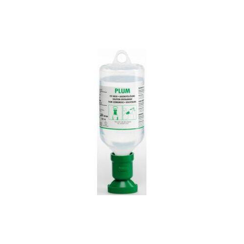 Plum Oogspoel-Flessen 3X Zout-Oplossing Din En 15154-4