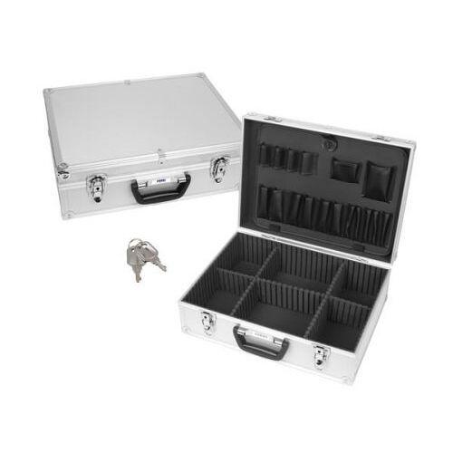 Perel Aluminium Gereedschapskoffer - 457 X 330 X 152 Mm