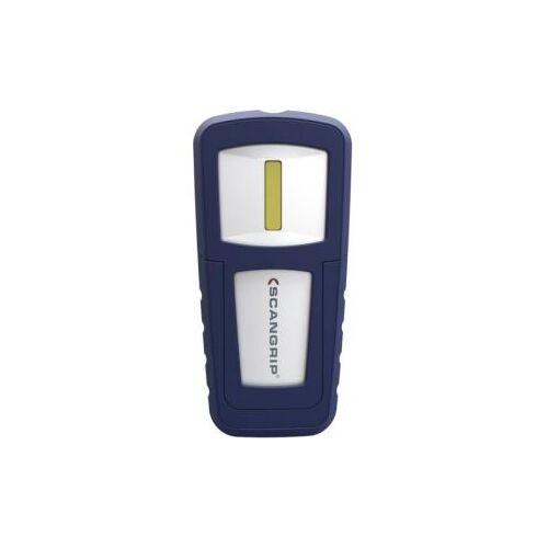 Scangrip Acculamp 1 COB-led Display-weergave M. USB-kabel