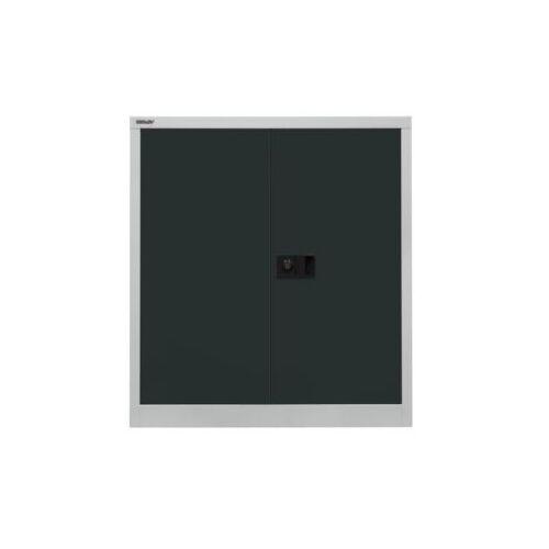 Discountoffice Kantoorkast Met Openslaande Deuren HxBxD 1000x914x400mm 1xStalen Bodem