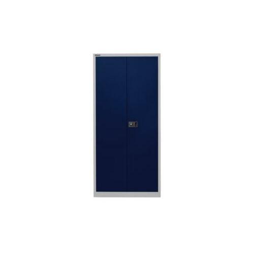 Discountoffice Kantoorkast Met Openslaande Deuren HxBxD 1950x914x500mm 4xStalen Bodem