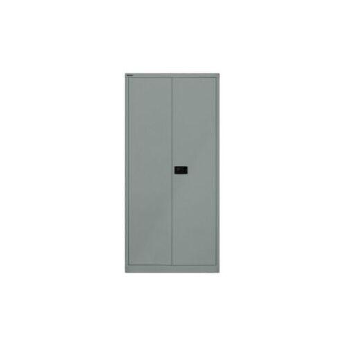 Discountoffice Kantoorkast Met Openslaande Deuren HxBxD 1950x914x400mm 4xStalen Bodem