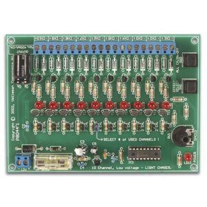 Velleman Modules 12v 10-kanaals Lichteffectengenerator