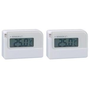Perel Digitale Minithermometer - 2 St. In Blister