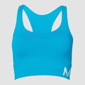 Myprotein Essentials Training Sports Bra - Sea Blue - S