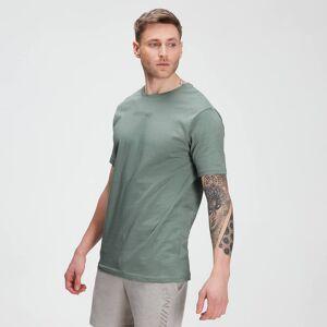 MP Tonal Graphic T-shirt met korte mouwen voor heren – Verwassen groen - XS
