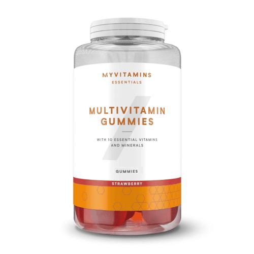 Myvitamins Multivitamin Gummies - 60servings - Strawberry
