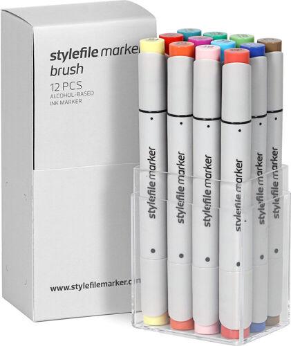 Stylefile Marker Stylefile Brush...