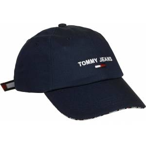 Tommy Jeans Flag, One Size, Dames, blauw