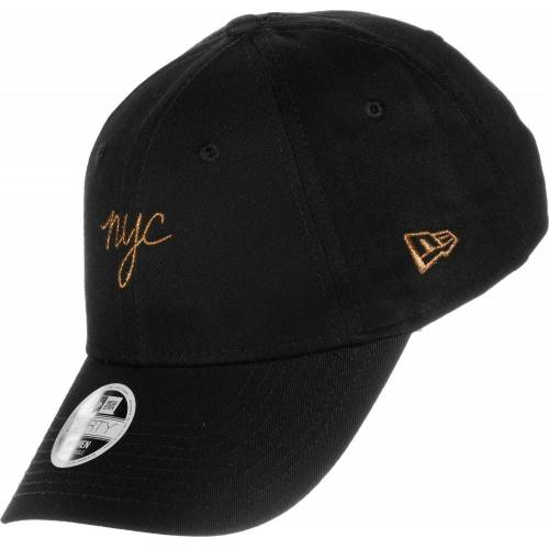 New Era NYC Script 9Forty, Dames, zwart