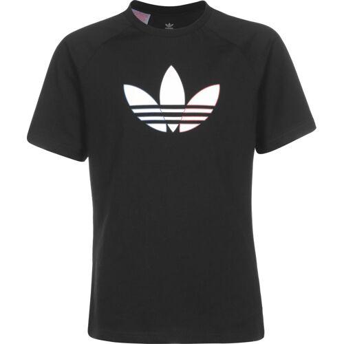 adidas T-Shirt voor kinderen, maat 128, Kinderen, zwart