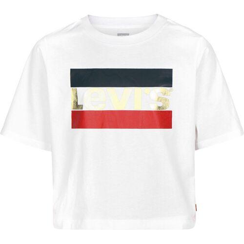 Levi's® Kids Levi's® T-Shirt voor kinderen, maat 140, Kinderen, wit