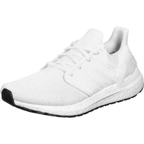 adidas Ultraboost 20, 47 1/3 EU, wit