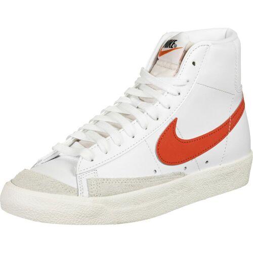 Nike Blazer Mid 77, 42.5 EU, Dames, wit