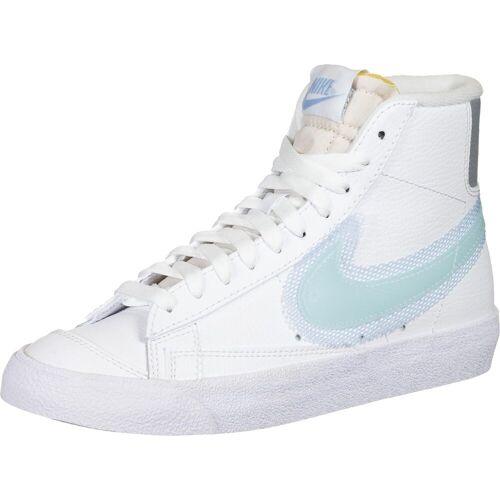 Nike BLAZER MID '77, 38 EU, Dames, wit