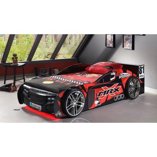 Vipack Bed Mrx Raceauto 200x90  - zwart
