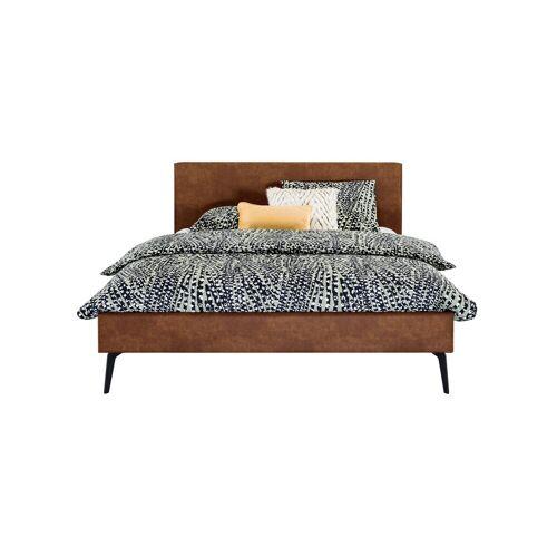 Beter Bed Basic Bed Novelle Met Lattenbodem En Maxi Pocket Matras 200x140x101  - bruin
