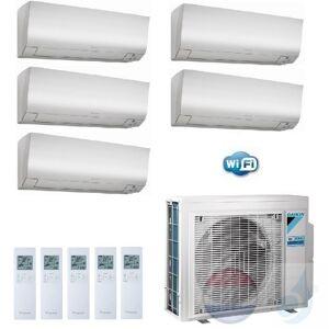 Daikin Air Conditioner Penta Split R-32 Perfera FTXM-N Wit 2.5+2.5+2.5+2.5+2.5 kW WiFi FTXM25N +FTXM25N +FTXM25N 5MXM90N A++/A+
