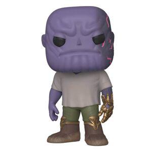 Pop! Vinyl Marvel Avengers: Endgame Thanos with Infinity Gauntlet Funko Pop! Figuur