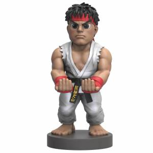 Cable Guys Street Fighter Ryu Cable Guy controller- & telefoonhouder (20 cm)