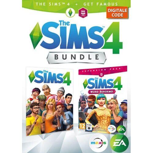 Electronic Arts De Sims 4 + Word beroemd Bundel Download GameKey