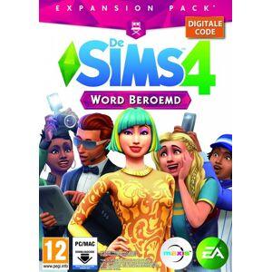 Electronic Arts De Sims 4 Word Beroemd uitbreiding Origin Key