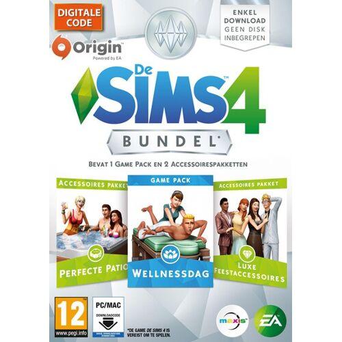 Electronic Arts De Sims 4 Bundel Pack 1 Uitbreidingen Origin Digitale Download  CDKey