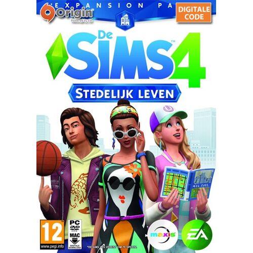 Electronic Arts De Sims 4 Stedelijk Leven Origin Key
