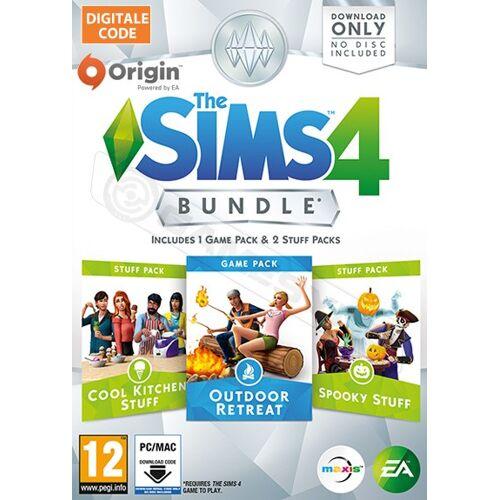 Electronic Arts De Sims 4 Bundel Pakket 2 Uitbreidingen Origin Digitale Download  CDKey