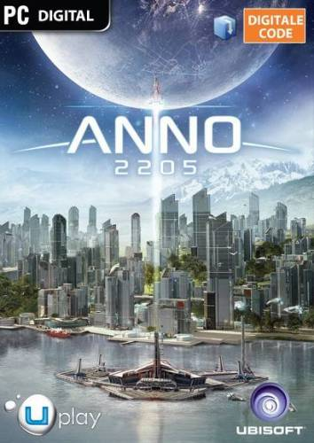 Ubisoft Anno 2205 PC Uplay Game ...